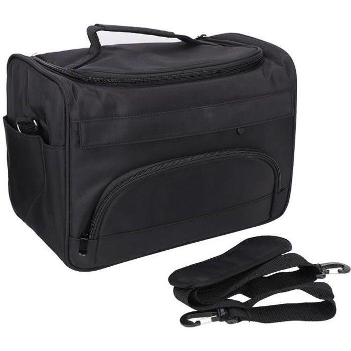 VINGVO Grande capacité pro coiffure équipement de coiffure outil de transport sac de transport sac de rangement de voyage sac