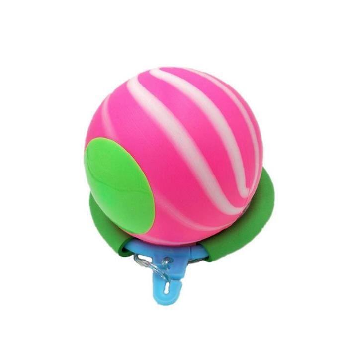 Sauter balle Jouet saut swing Balles cheville cordes à sauter Sport Fitness jeu Garçons Filles couleur aléatoire