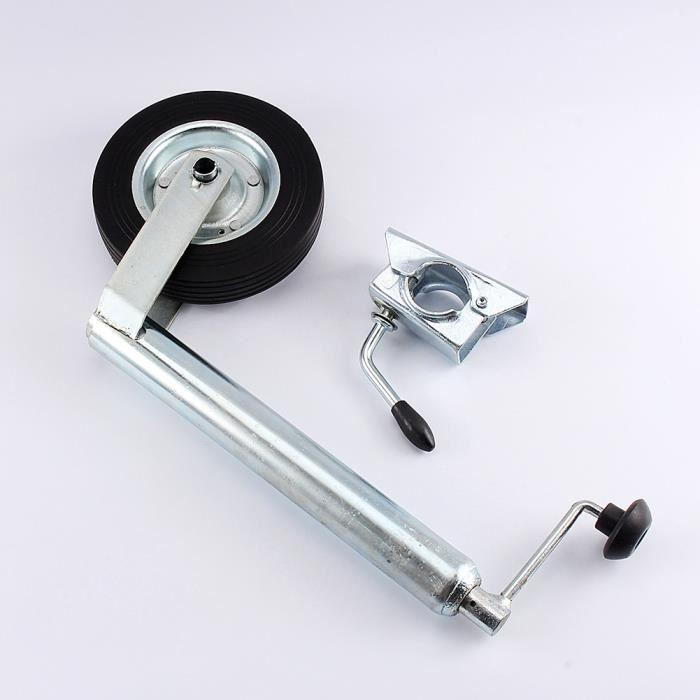 roue de jockey roue de guidage de tube extérieur de 48 mm (charge 150 kg) HB017 HB017-PRO *40