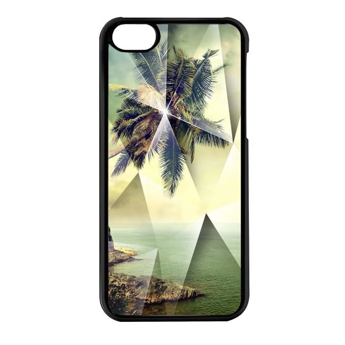 coque palmier iphone 5