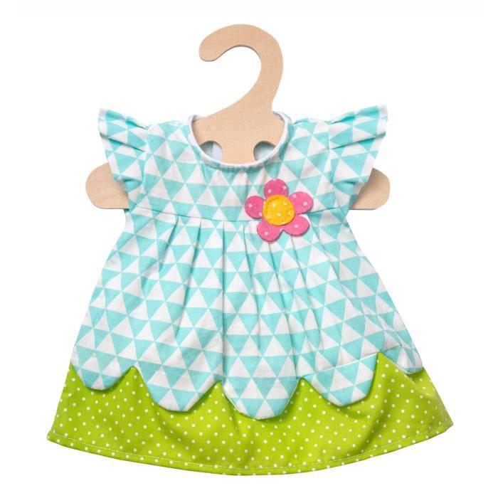 POUPÉE Heless 1855 Robe pour poupée Daisy 28-35 cm 875