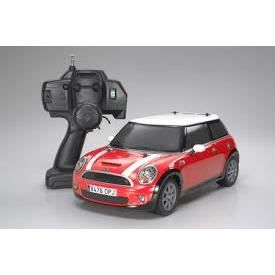 voiture radiocommand e mini cooper achat vente pas cher cdiscount. Black Bedroom Furniture Sets. Home Design Ideas