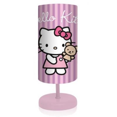 lampe hello kitty 7 achat vente lampe hello kitty 7 cdiscount. Black Bedroom Furniture Sets. Home Design Ideas
