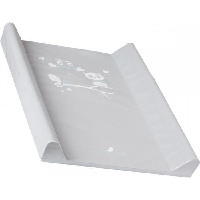 Matelas /à langer Garnissage doux Matelas /à langer Table /à langer coussin doux Zebra Gris 50/x 70/cm
