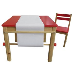 Table chaise enfant bois achat vente table chaise for Chaise pour table en bois