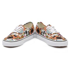 Vans Toile UK True Authentic Mixed 9 White Homme Tape Baskets gpngfrRq