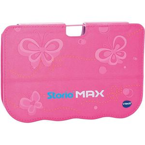 VTECH Storio Max 5'' - Etui Support Rose