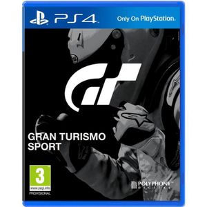 JEU PS4 SONY PLAY GT Sport  (PS4 Only) : Playstation 4 , M
