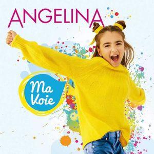 CD VARIÉTÉ FRANÇAISE Angelina - Ma voie - Album CD 2019