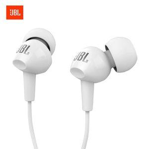 OREILLETTE BLUETOOTH JBL C100SI écouteurs intra-auriculaires avec micro