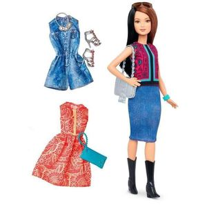 POUPÉE BARBIE - Fashionistas Tenue 41