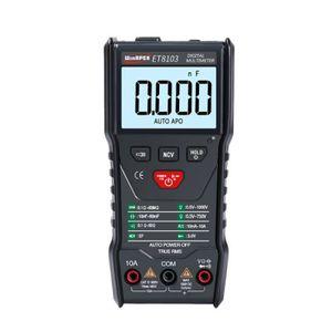 MULTIMÈTRE ET8103 Multimètre numérique haute précision Multim