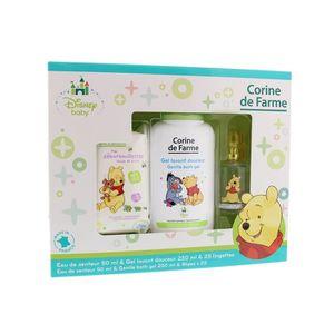 EAU DE PARFUM CORINE DE FARME Coffret Disney Winnie L'Ourson Eau