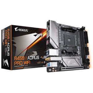CARTE MÈRE Gigabyte GA-B450I AORUS Pro WiFi Carte mère AMD So