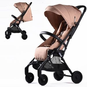 POUSSETTE  Poussette Canne inclinable Ultra compacte Bebe2lux