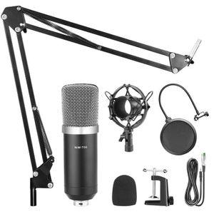 MICROPHONE - ACCESSOIRE FANTÔME Microphone à condensateur XRL à 3,5 mm Pod