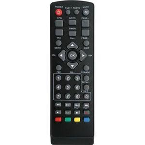 RÉCEPTEUR - DÉCODEUR   Télécommande universelle 5en1 compatible pour déco