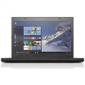 ORDINATEUR PORTABLE Lenovo ThinkPad T460 - 8Go - 256Go SSD