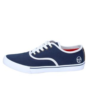 BASKET SERGIO TACCHINI Chaussures Homme Baskets  Bleu BZ8