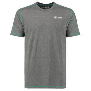 T-SHIRT T-shirt MERCEDES AMG Classique gris pour homme
