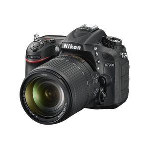 APPAREIL PHOTO RÉFLEX Nikon D7200 Appareil photo numérique Reflex 24.2 M