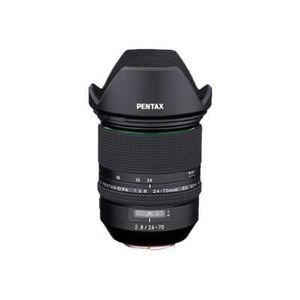 OBJECTIF Pentax smc D-FA 24-70mm f/2,8 ED SDM WR - Zoom sta