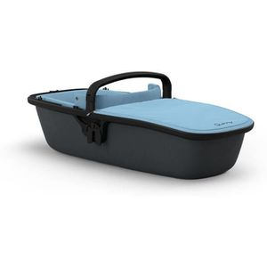 PARTITION Quinny Zapp Lux Carrycot Reiswieg - Sky on Graphit