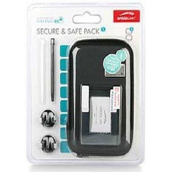 DSi SECURE & SAFE PACK BLACK