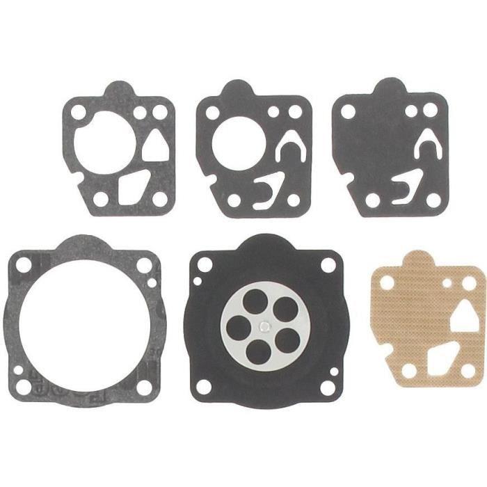Kit membranes joints TK 99909-126 modèles SHINDAIWA B45