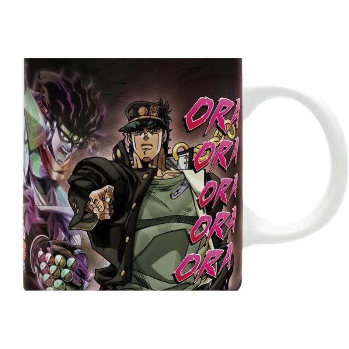 BOL JOJO's BIZARRE ADVENTURE - Mug 320 ml - Duel Gamesland