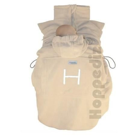 Polaire special portage Hoppediz Sable