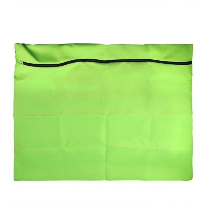 Filet De Lavage,Moderne grands animaux sac à linge chien chat cheval Polyester ménage sac de lavage filtre à cheveux - Type green-S