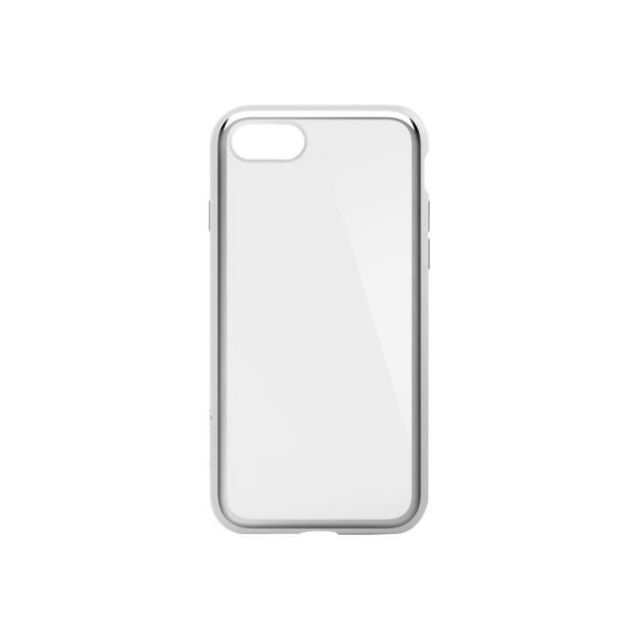 BELKIN Coque de protection SheerForce- Elite pour iPhone 8 et iPhone 7 - Gris argenté
