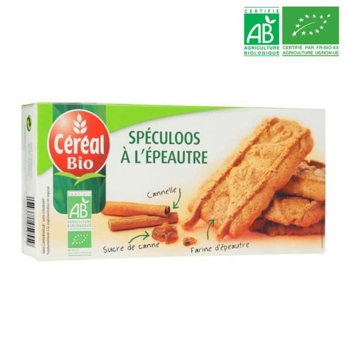 Cereal bio bisc.specul.125g