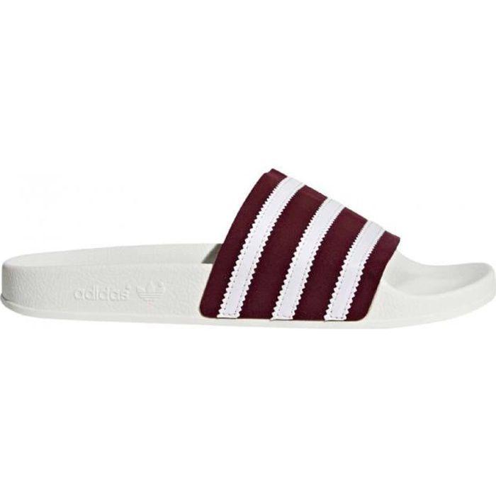 Sandale adidas Originals Adilette Blanc