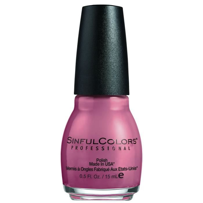 SINFUL Vernis à ongles n° 264 Vacation Time - 15 ml