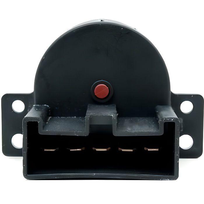 Commande de ventilation de chauffage Citroen boxer ducato jumper OE 1607508680