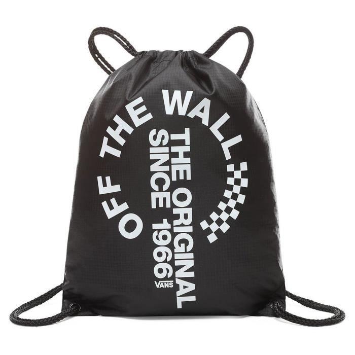 bagages Sacs à cordon Vans League Bench - Taille Unique - Vert