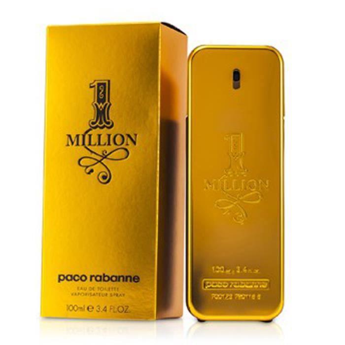 PARFUM  Parfum POUR HOMME 1 Million de Paco Rabanne EdT 10
