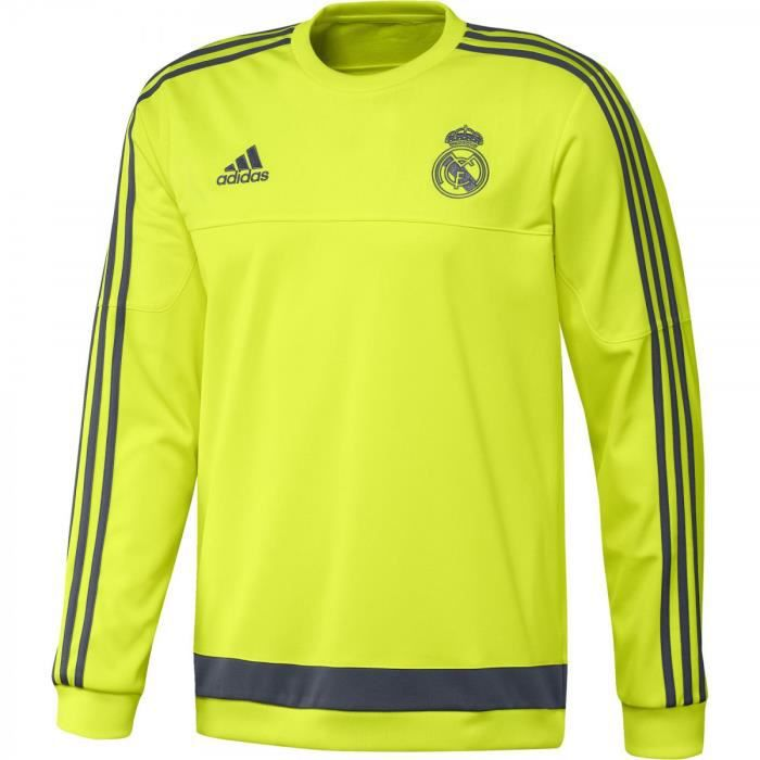 Maillot de football adidas Performance Real Madrid Training - S88892 ... 894c674aab18