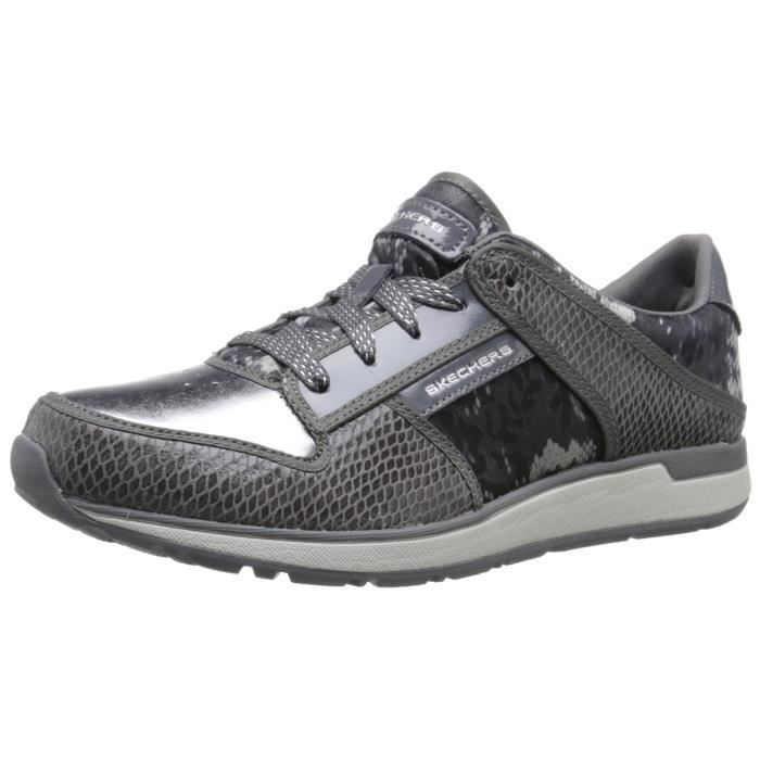 Skechers Baskets féminins à la mode de fantaisie CWI6D