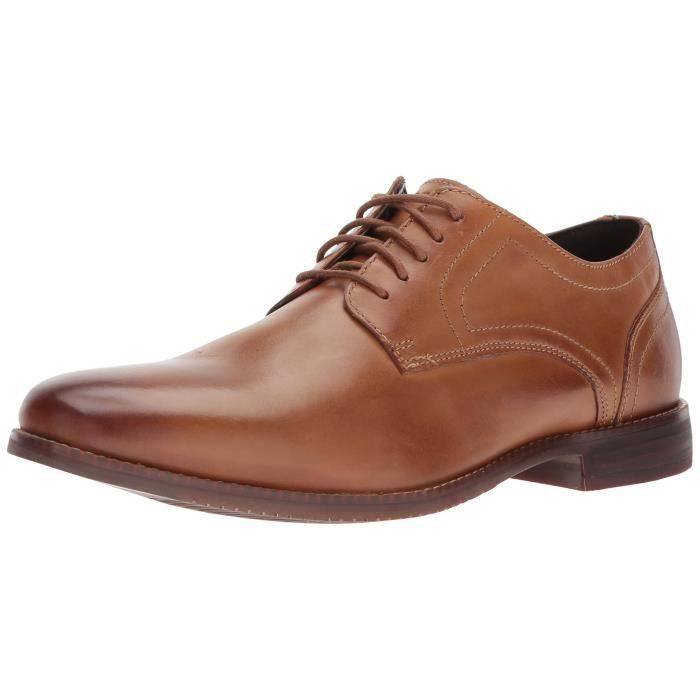 Derby Room Plain Toe Oxford PTV6I Taille-42 1-2