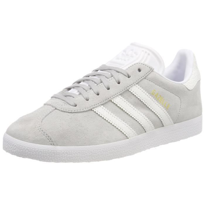 the best attitude 2795a 0353c T-SHIRT ADIDAS chaussures de gymnastique femme gazelle w 3
