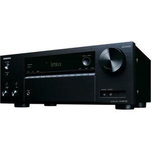 AMPLIFICATEUR HIFI ONKYO TX-NR555 Amplificateur Tuner Noir A/V réseau