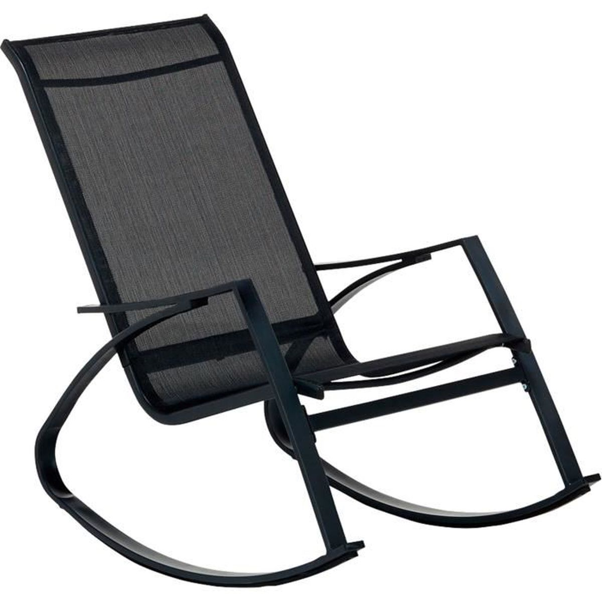 rocking chair de jardin hoze home. Black Bedroom Furniture Sets. Home Design Ideas