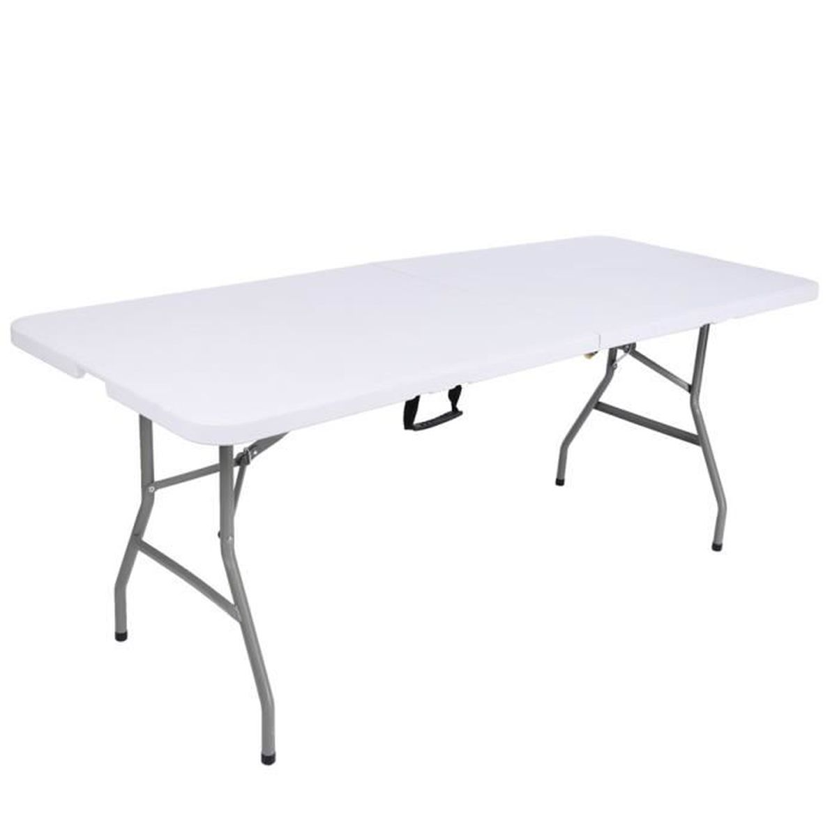 Table pique nique camping barbecue jardin ext rieur for Table exterieur pliante