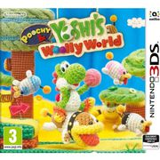JEU 3DS Poochy & Yoshi's Woolly World Jeu 3DS