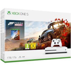 CONSOLE XBOX ONE Xbox One S 1 To Forza Horizon 4 + code DLC LEGO