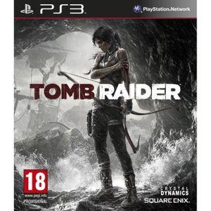 JEU PS3 Tomb Raider Jeu PS3