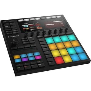 INTERFACE AUDIO - MIDI Native Instruments - MASCHINE MK3